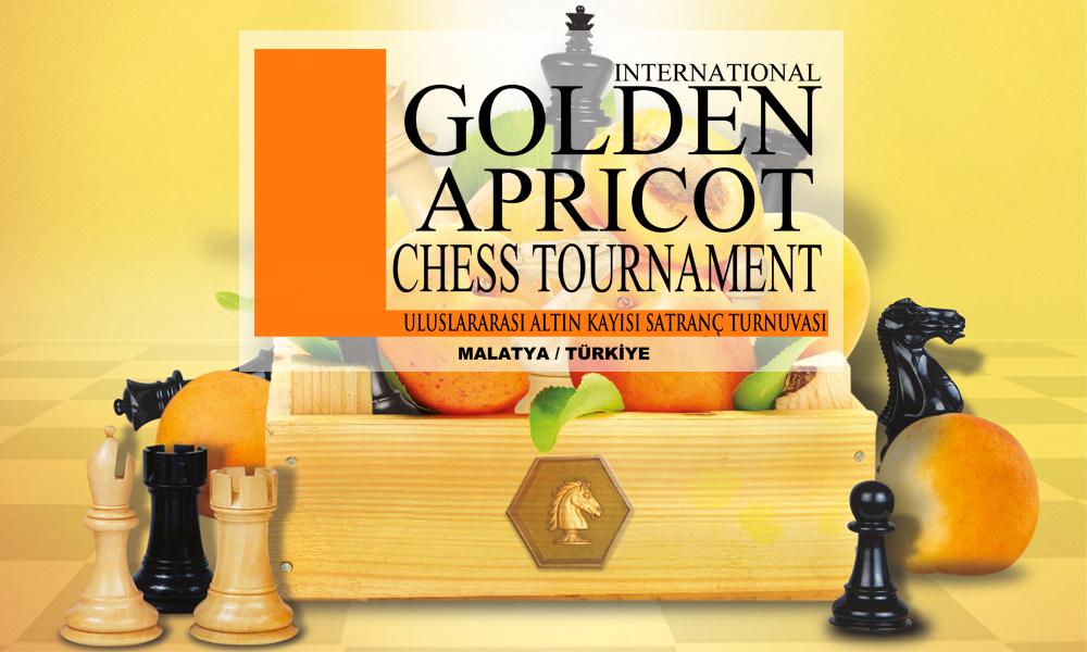 6. Uluslararası Altın Kayısı Satranç Turnuvası